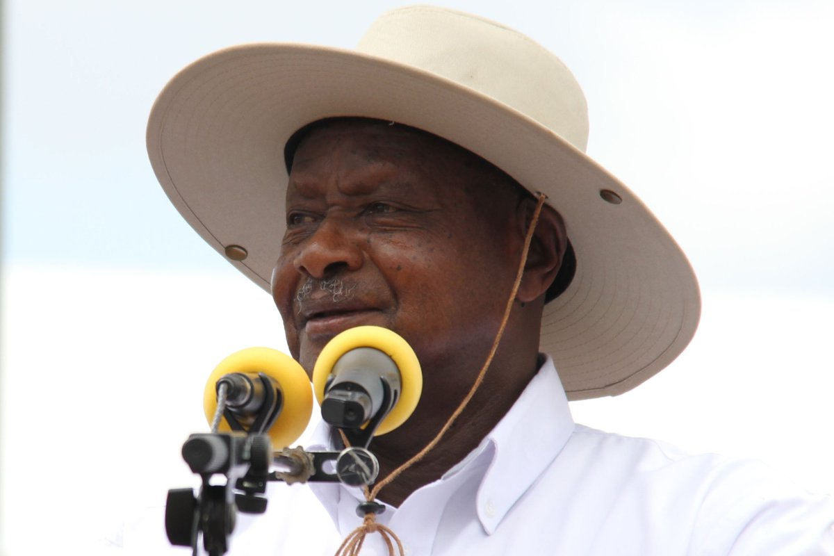 'I love Trump': Ugandan leader praises U.S. president for being frank with Africa https://t.co/nxfQd2aZGB