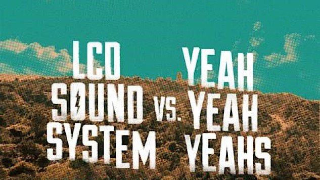.@lcdsoundsystem and Yeah Yeah Yeahs to join forces for upcoming show in L.A. https://t.co/W58qzGzEYv