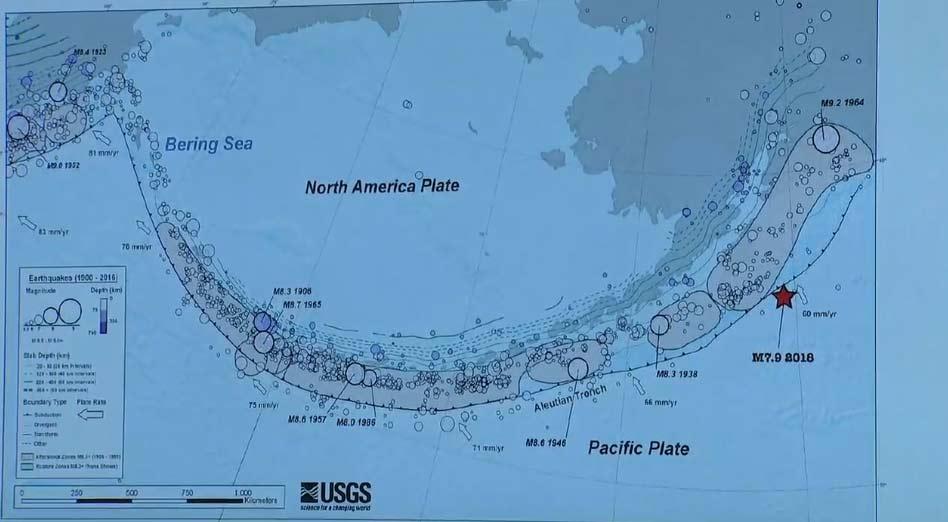 Live Today S Earthquake Was A Strike Slip Earthquake Caltech