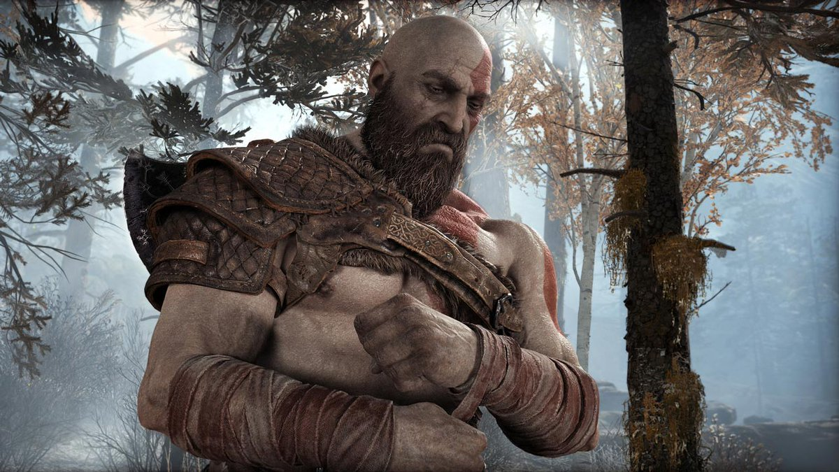 It's official: God of War is coming to PS4 on April 20. Watch the new trailer: https://t.co/zFcJ0ZHpGU