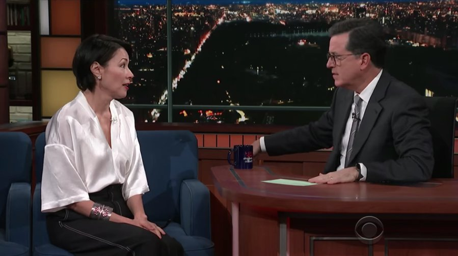 See Ann Curry discuss Matt Lauer's firing and call for action to fight pervasive sexism on #LSSC https://t.co/yfvJ1SoPNR
