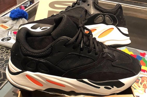 88e4e89f075aa ben baller shows off new colorway of the yeezy boost 700 wave runner or
