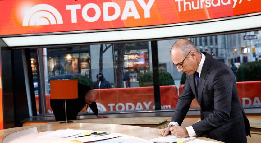 .@TODAYshow advertising dropped 24 percent in the month after Matt Lauer was fired. https://t.co/vZV4i6HoWT