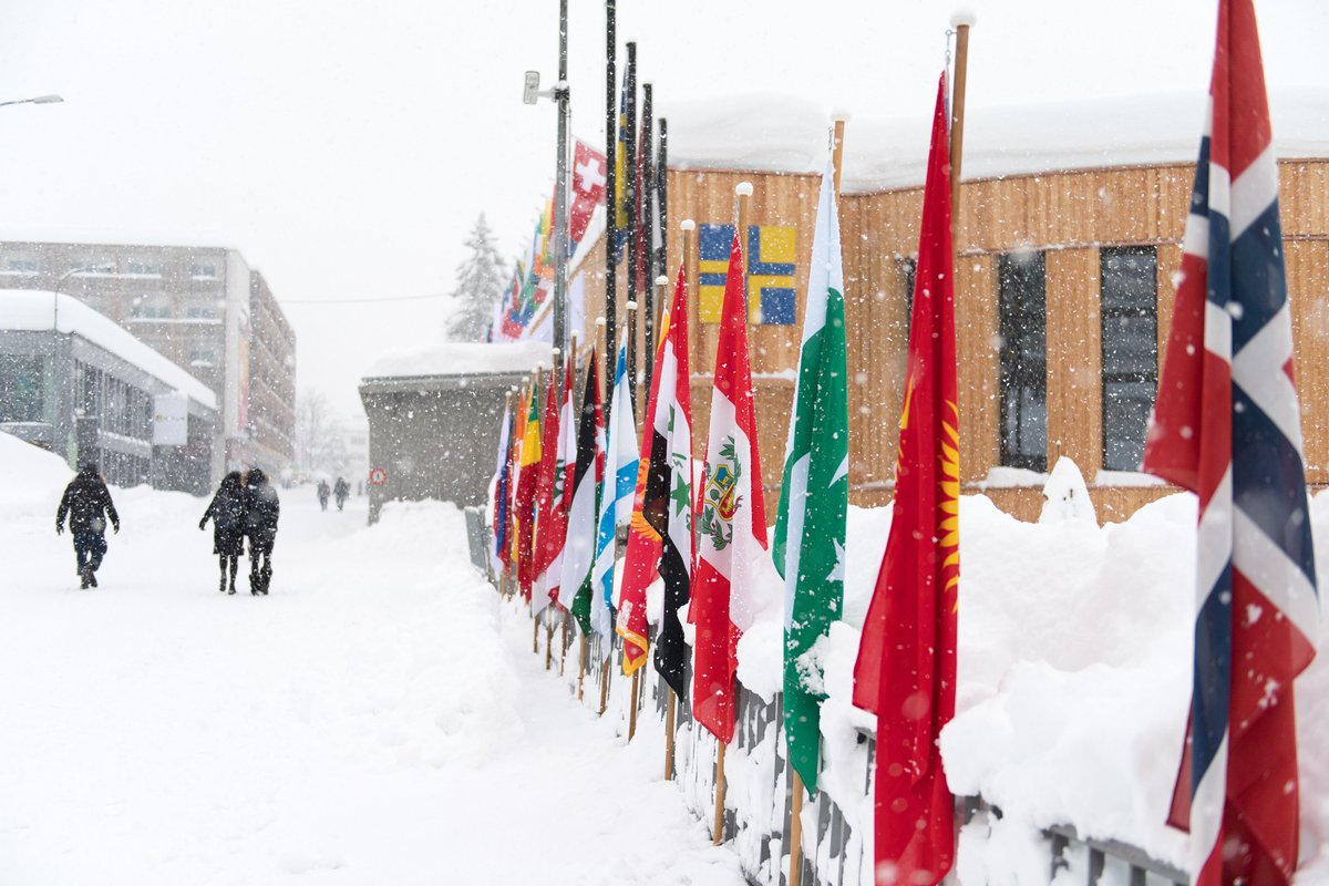Your day-by-day guide to Davos 2018 https://t.co/OOg9UN0qj0