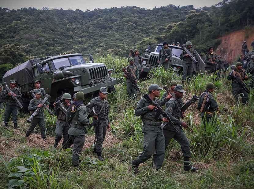 Estos son los siete militares y dos civiles imputados por vinculación con Óscar Pérez (+Foto) https://t.co/np5cFFAJcG  https://t.co/hCuHTXKRUC