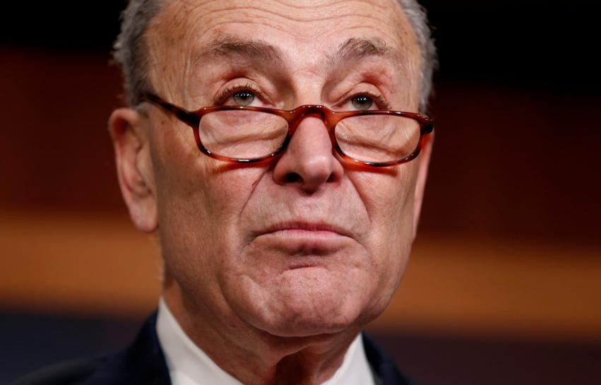 Senate Democratic leader says border wall offer 'off the table' https://t.co/5P6P5qDOHV