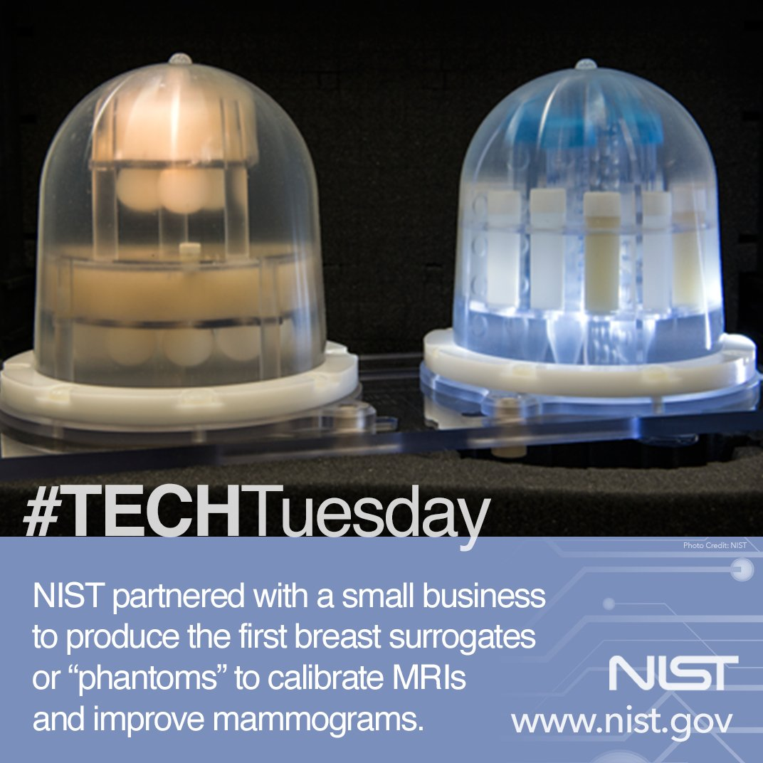 #TechTuesday: This work earned the NIST Magnetic Resonance Imaging (MRI) Standards Lab a Colorado Governor's Award for High-Impact Research https://t.co/lnycrfoXQC