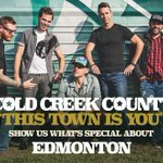 EDMONTON, if you could show us any spot in the city? Where would it be?! Enter by uploading a photo through this link: https://t.co/WrtLxzklBz