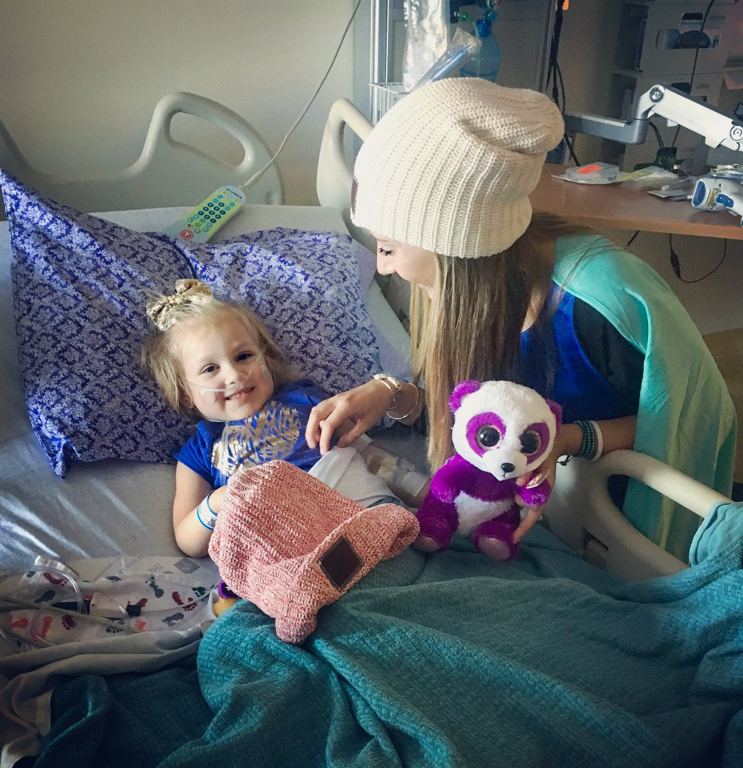 28bde65fd87 If you know a child battling cancer who needs a hat