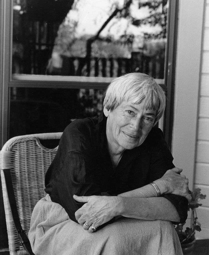 Pioneering fantasy author Ursula K. Le Guin has passed away https://t.co/nhoHbTm44X