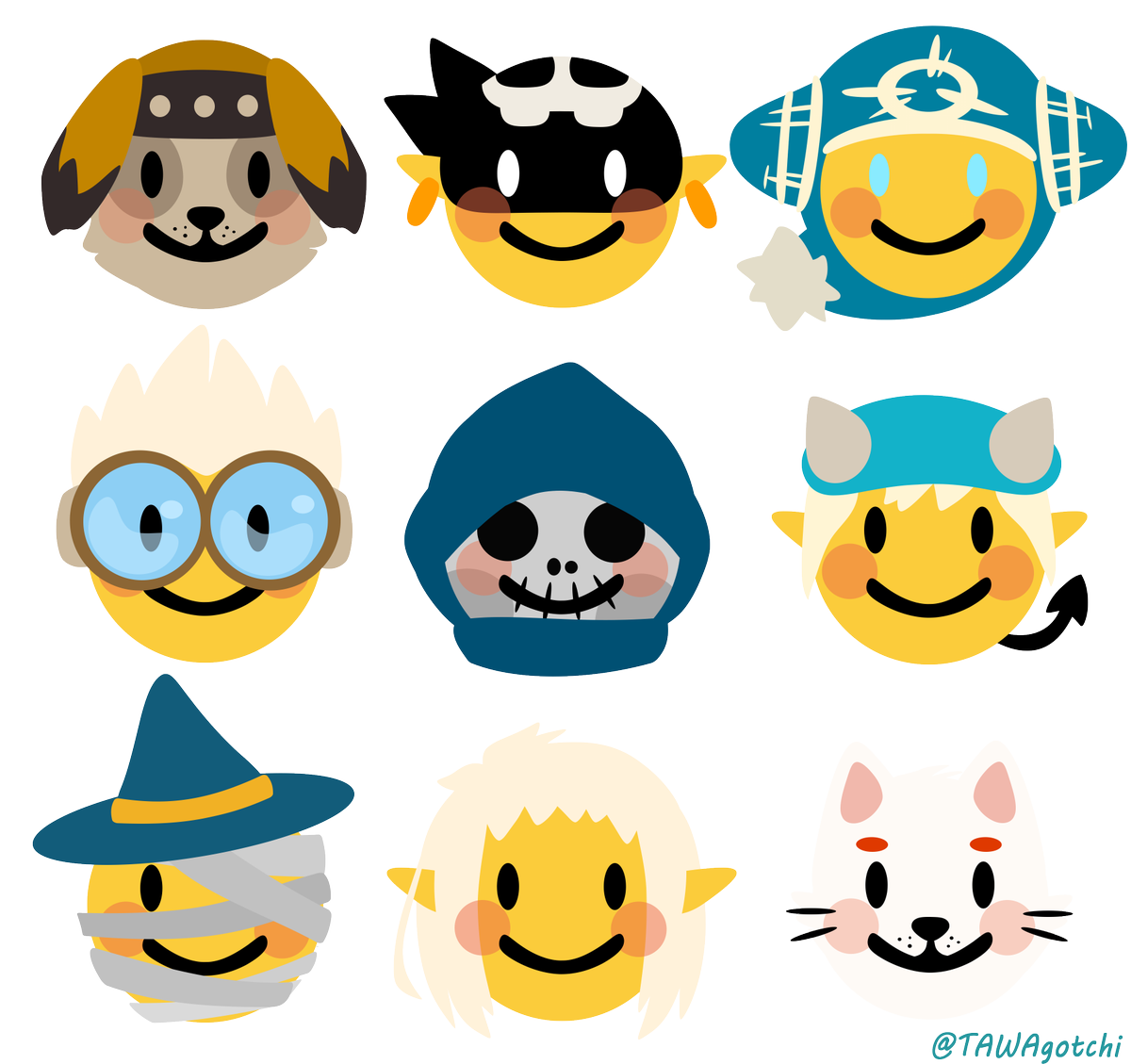 New Emojis on the Forum - WAKFU FORUM: Discussion forum for