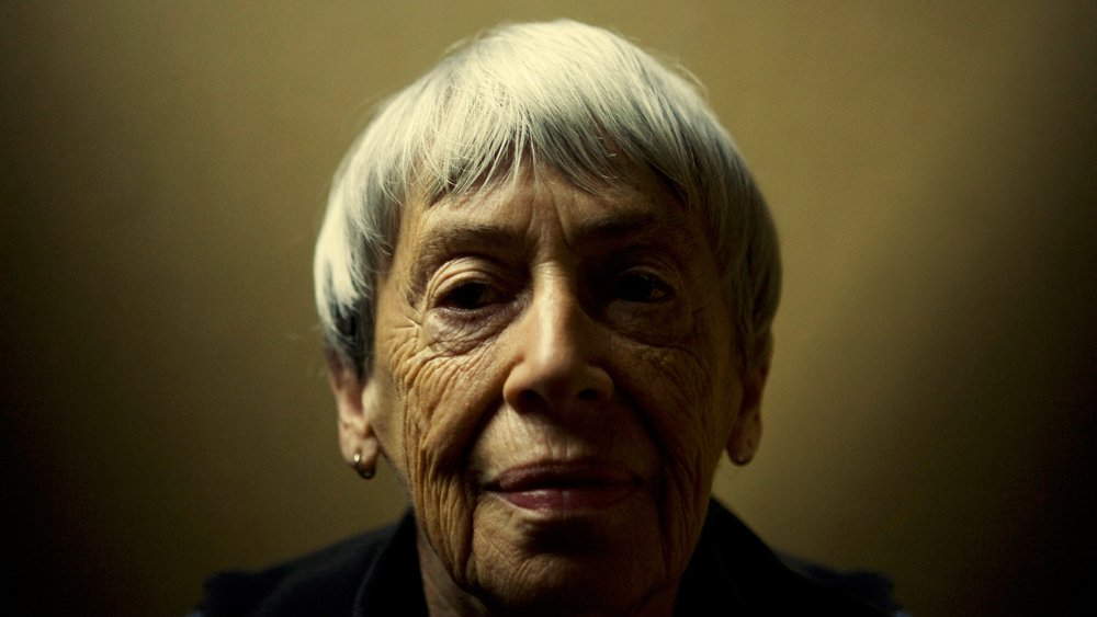 Ursula K. Le Guin, acclaimed fantasy author, dies at 88 https://t.co/aqxq1dn87I