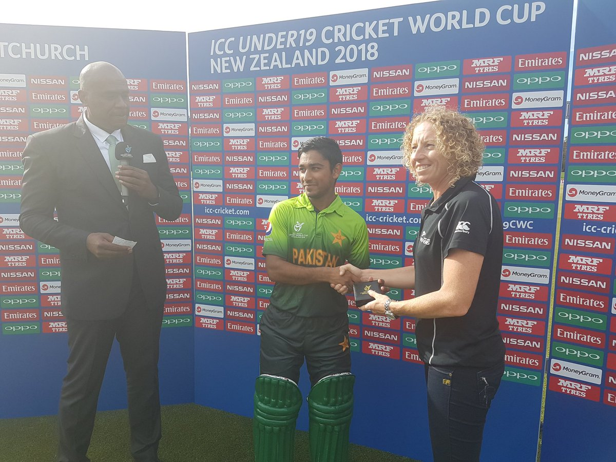 ICC U-19 World Cup 2018: Pakistan Qualify for Semis With Thrilling Win Over South Africa 1