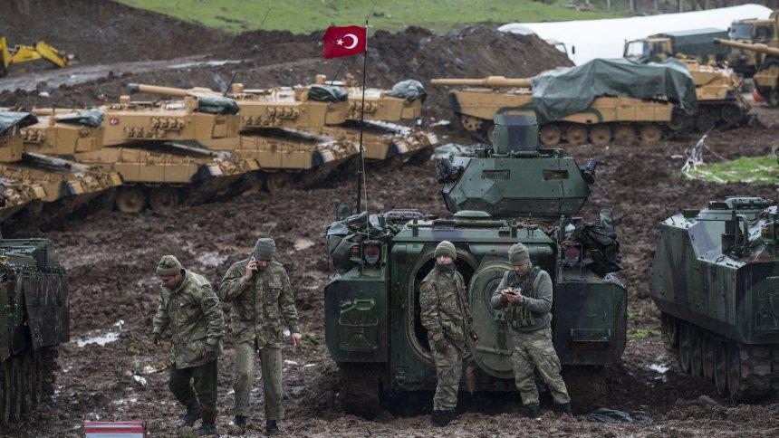 Nordsyrien: Türkische Armee meldet Erfolgebei Afrin-Offensive https://t.co/dEGsQEfkZf