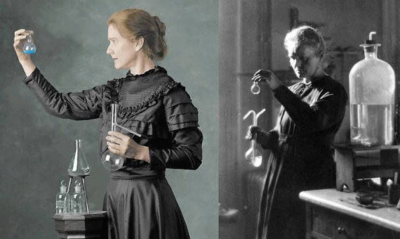 Today (in 1911) the French Academy of Sciences refused the membership application of Marie Curie. She received  her second Nobel Prize in the same year, becoming the first person to win twice. (Sponsored content from @bbvaOpenMind)  https://t.co/AiM9E2h0mE