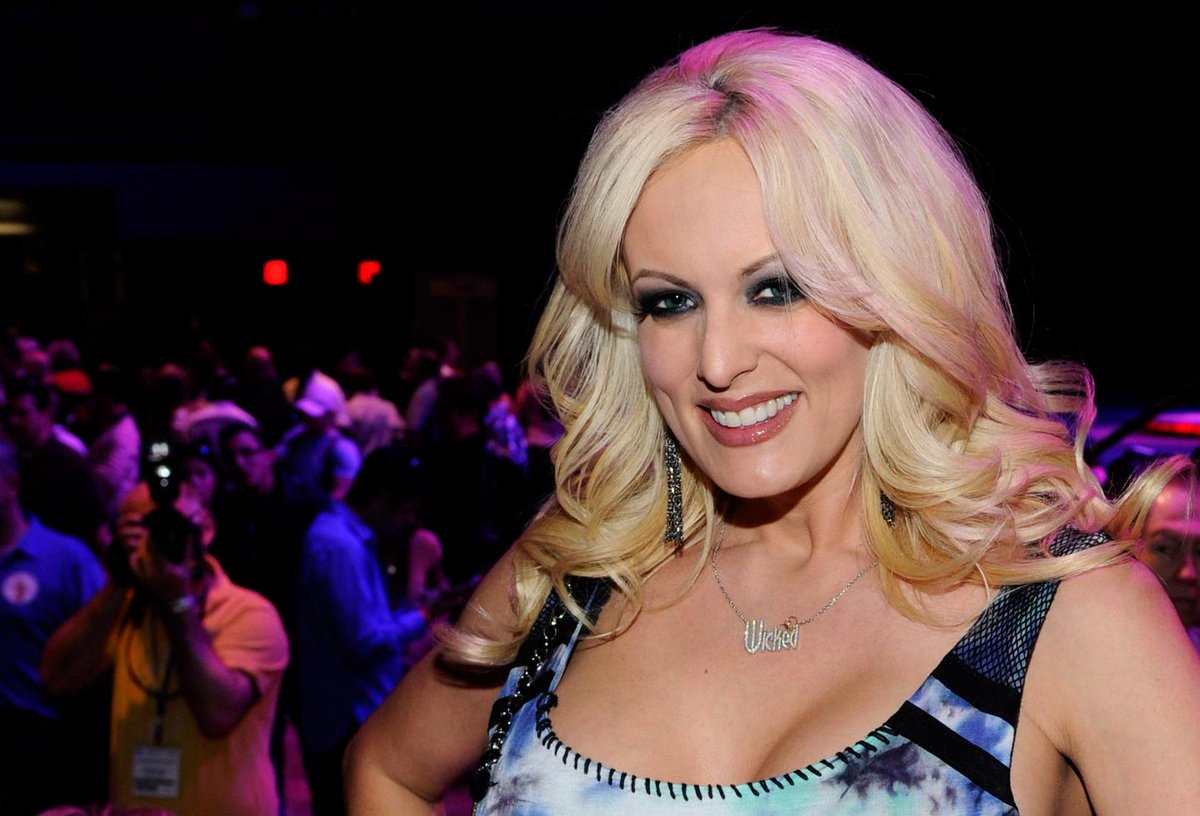 Stormy Daniels' Instagram account was mysteriously suspended after her 'Make America Horny Again' strip show https://t.co/HWtiMnyXgf