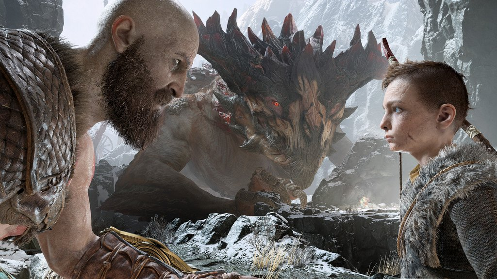 Today's big news? God of War lands on PS4 April 20 from @SonySantaMonica: https://t.co/zFcJ0ZHpGU