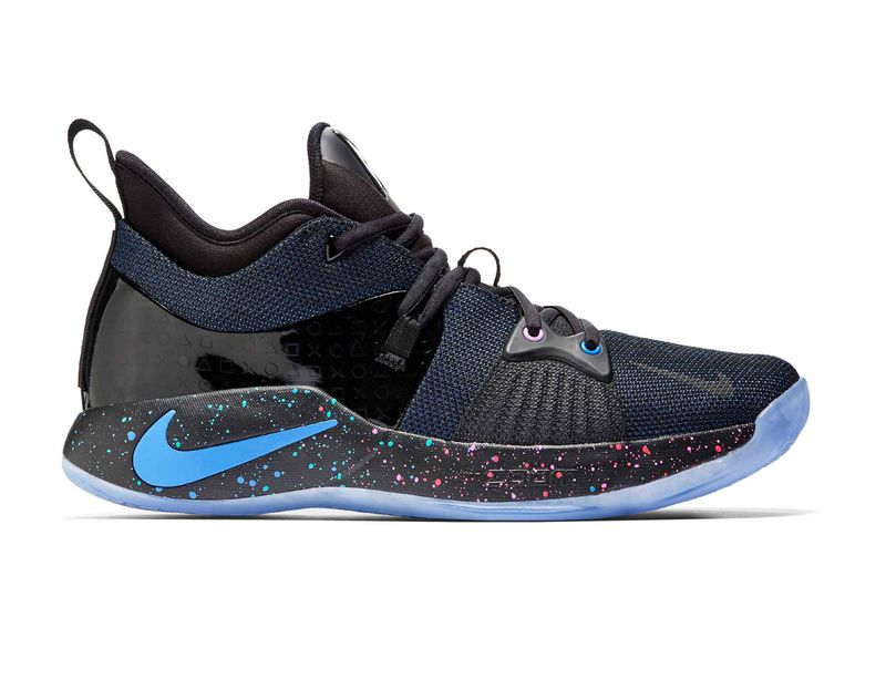 7659d5490367 nikes limited edition playstation sneaker the pg2 vibrates on your feet