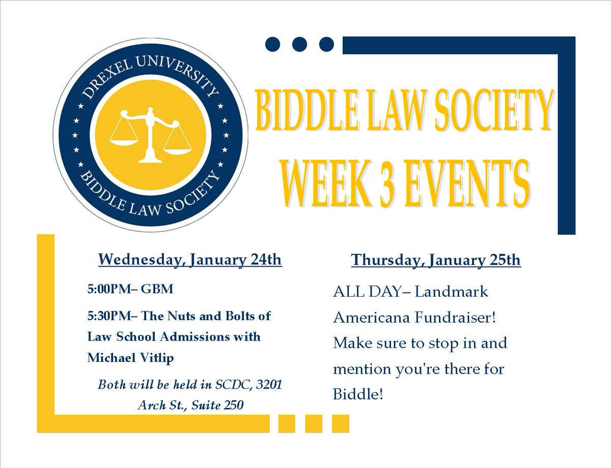 Biddle law society drexelbiddlelaw twitter biddle law society followed malvernweather Image collections