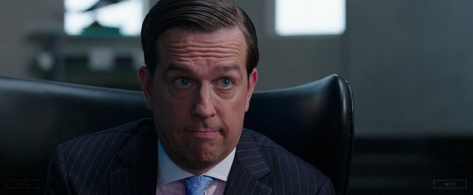 Ed Helms turns 44 today, happy birthday! What movie is it? 5 min to answer!