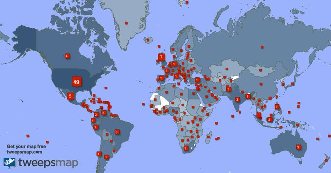 I have 777 new followers from USA, India, Indonesia, and more last week. See https://t.co/Rw9AAvUybD