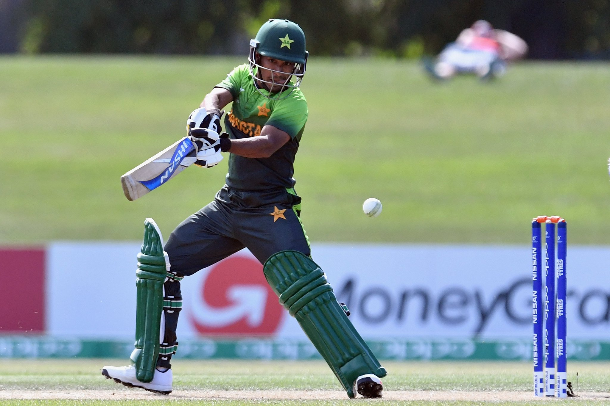 Pakistan U19s defeat South Africa U19s by 3 wickets and qualify for the semi-final of the ICC U19 Cricket World Cup