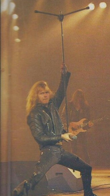 Happy 50th Birthday To Michael Kiske - Helloween and More.