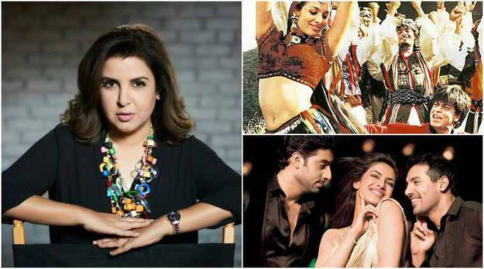 Farah Khan and the era when hook steps for Bollywood dance numbers were mandatory