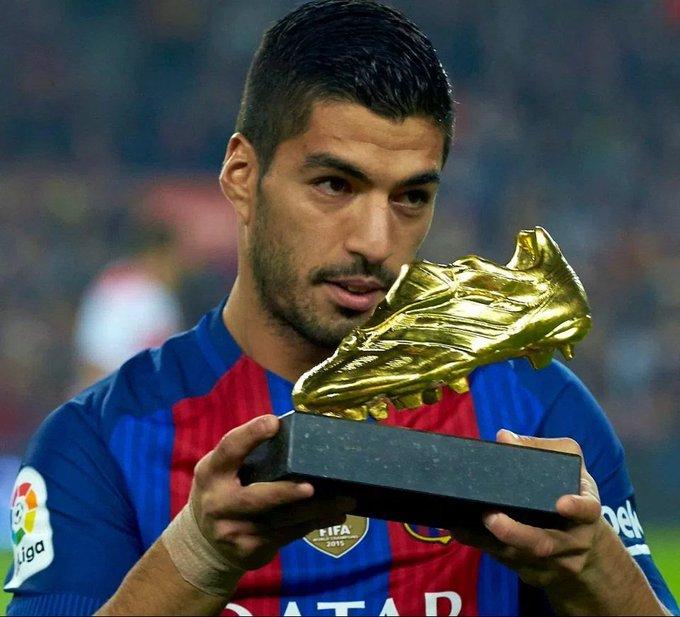 Happy Birthday to Luis Suarez    About: