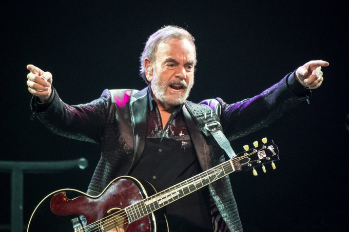 A Big BOSS Happy Birthday today to Neil Diamond from all of us at Boss Boss Radio.