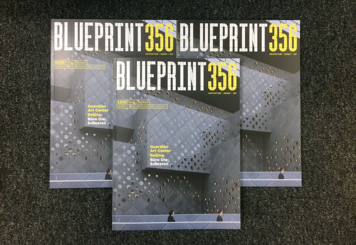 Blueprint magazine blueprintmag twitter marks barfield mad architects studio seilern and 7 others malvernweather Gallery