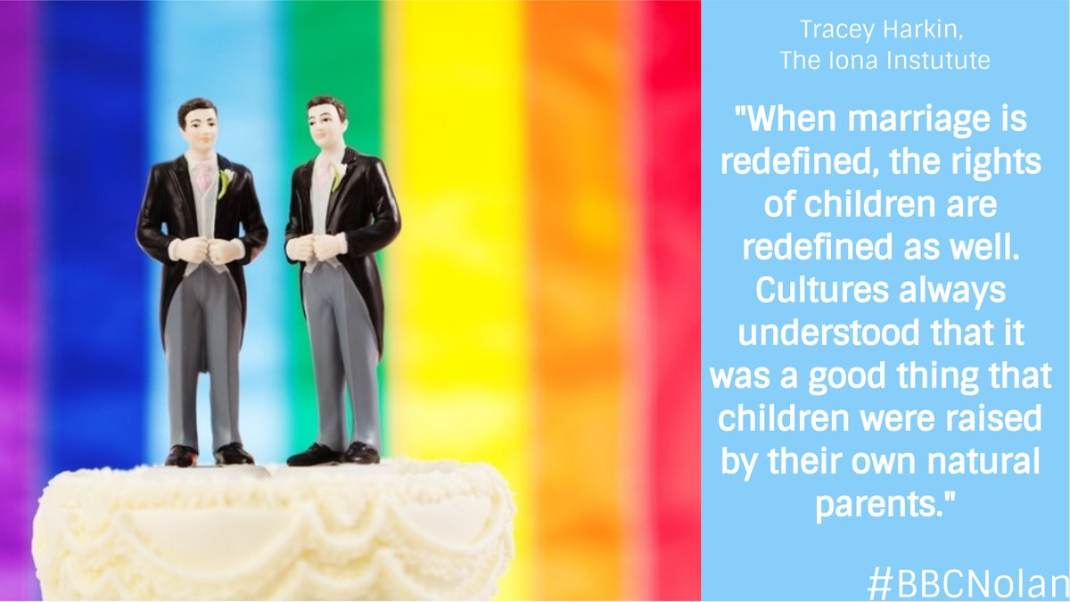 Good things about same sex marriage