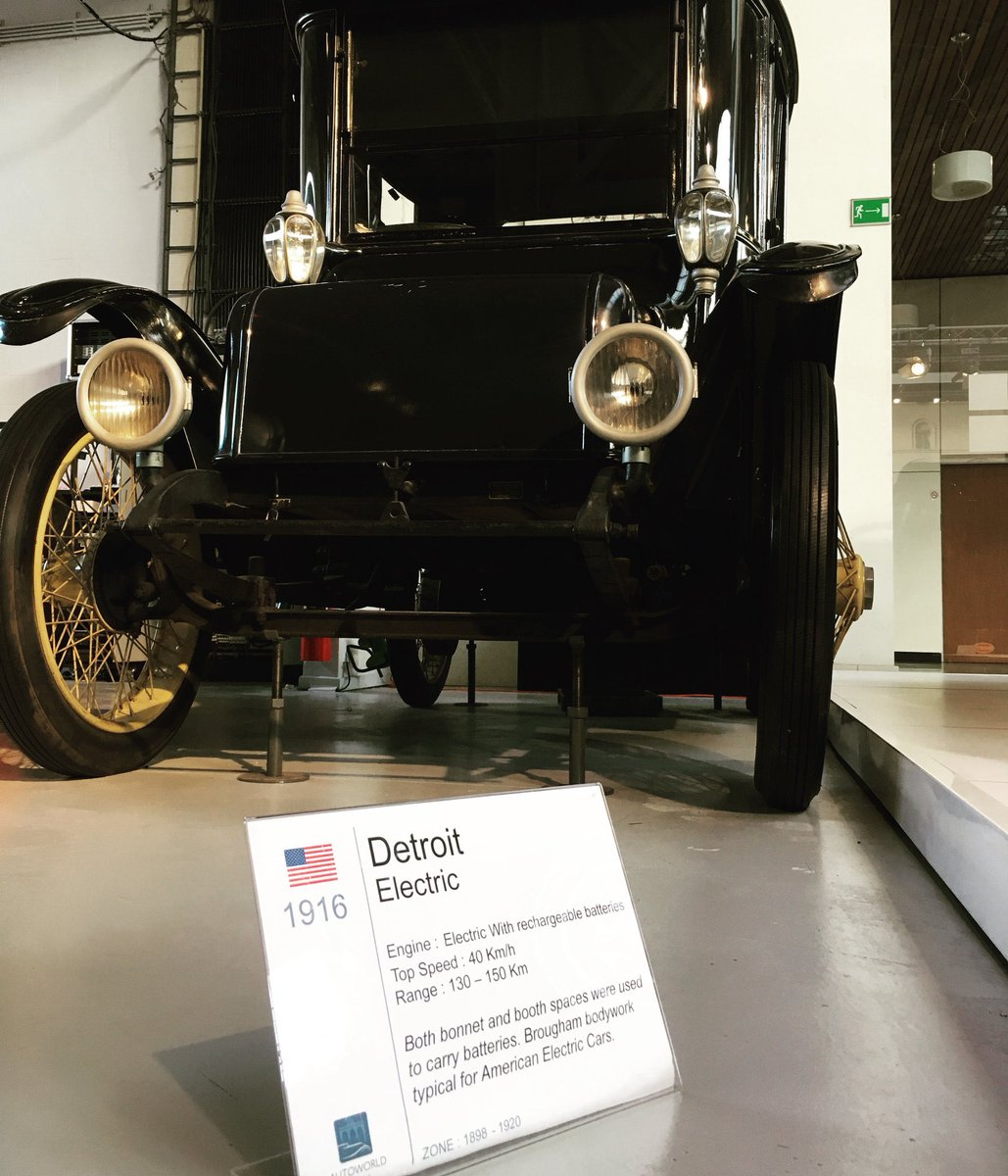 Olof Van Der Gaag On Twitter Een Elektrische Auto Met Een