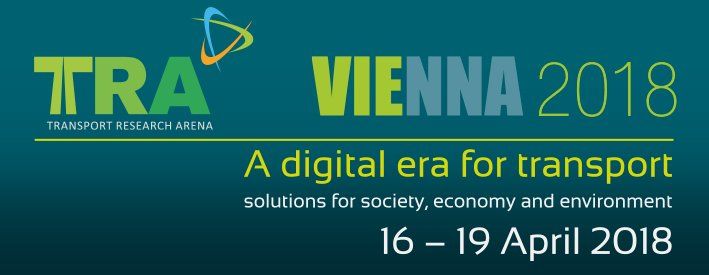 PASSME Will Be Taking Part At The TRA Conference In Vienna April 2018 A Digital Era For Transport Solutions Society Economy And Environment