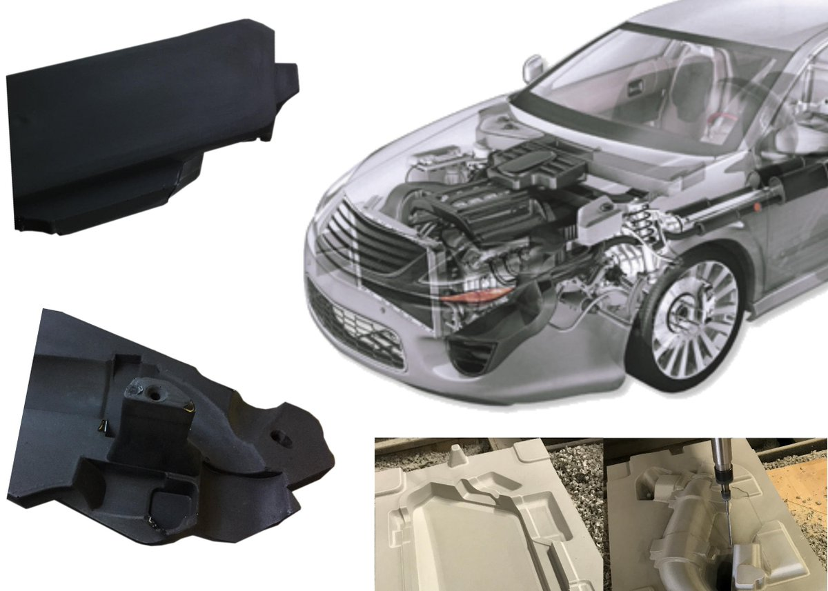 Temperature Rises for Complexia manufactured #NVH components! We now offer up to 160°C tolerance (previously only 110°C) #automotive #pufoam #flexiblefoam #polyurethane #integralskin http://ow.ly/UsPF30hY6kepic.twitter.com/8yrVy5KUOa