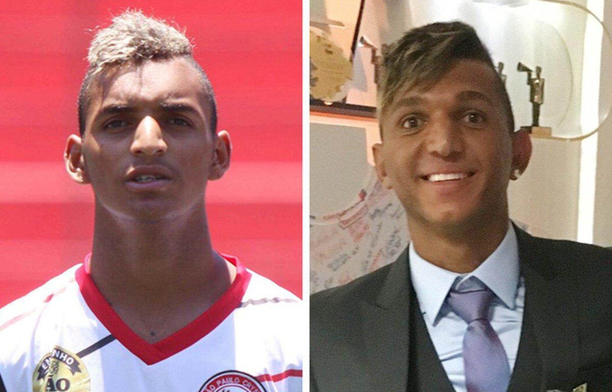 Isaquias Queiroz brinca com sósia que faz testes no Grêmio: 'Somos irmãos gêmeos': https://t.co/xAOC0RtBWg