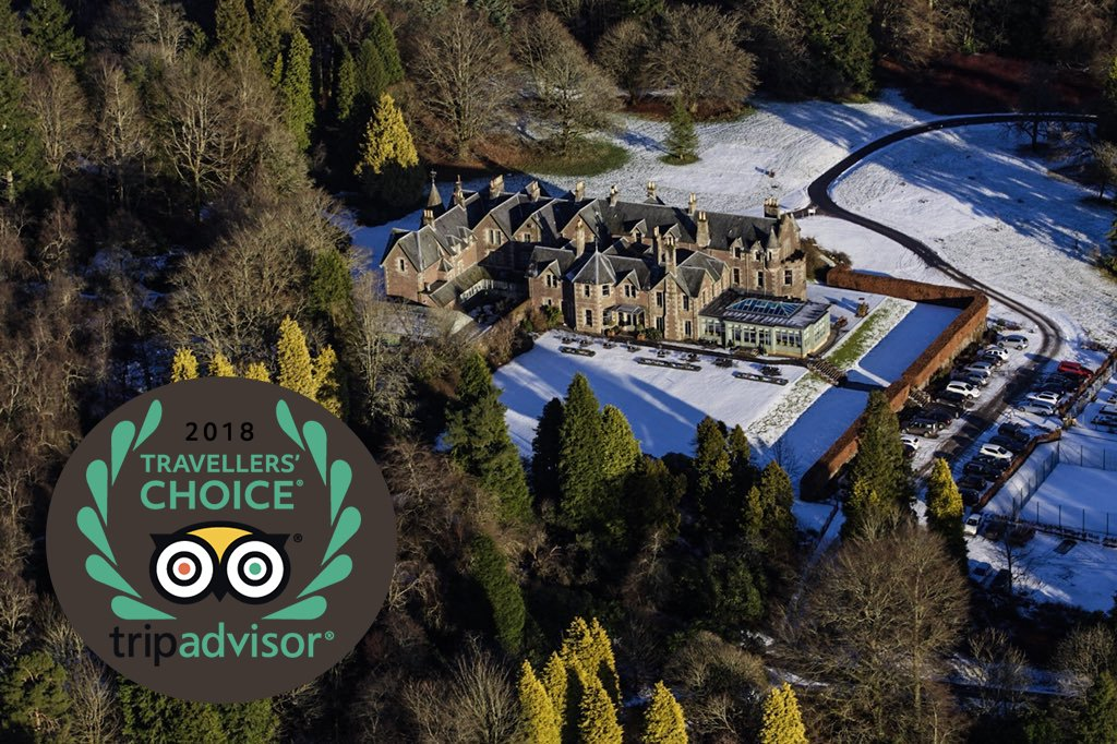 Thank you all for so many 5 star reviews and exceptional feedback that TripAdvisor has awarded us the '2018 Travellers Choice' award. We can't thank you all enough  http://www.Cromlix.com
