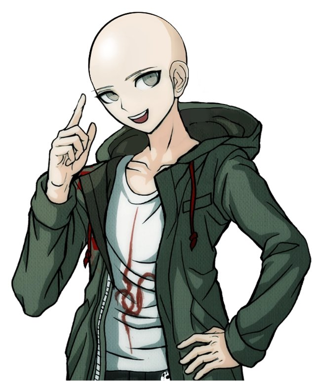 Making your favorite characters bald again! on Twitter ...