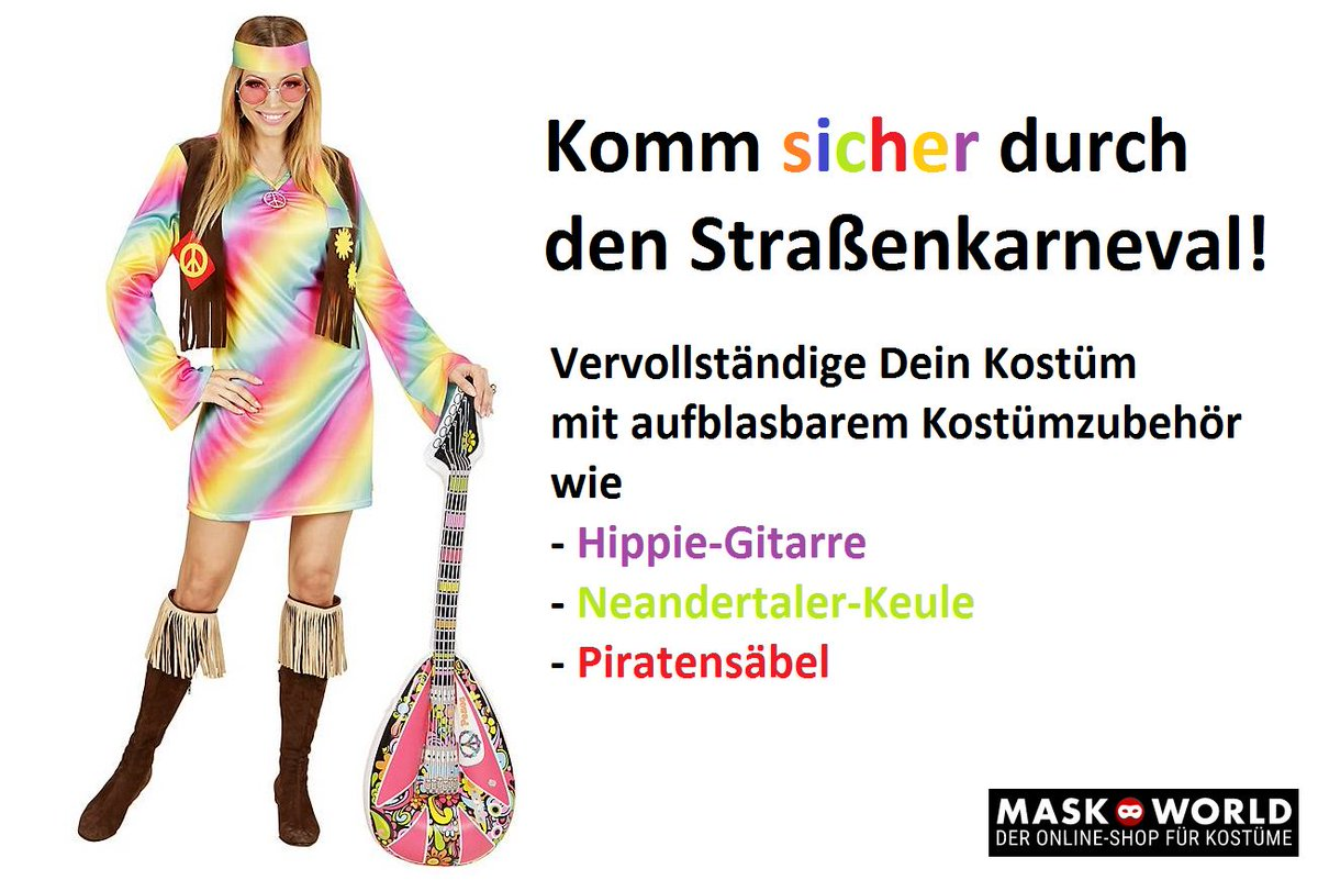 Maskworld Com On Twitter Witzig Strassenumzugstauglich Https T