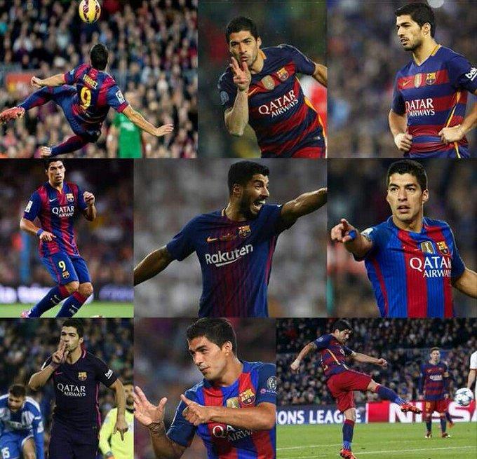 Happy 31st Birthday Luis Suarez   Never Too Old to Score Goals