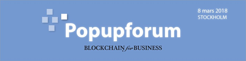 Popupforum - BLOCKCHAIN for BUSINESS https://t.co/Ug1WAi3pLJ https://t.co/SnvoXhlclu