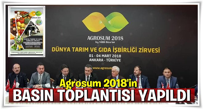 agrosum 2018 ile ilgili görsel sonucu