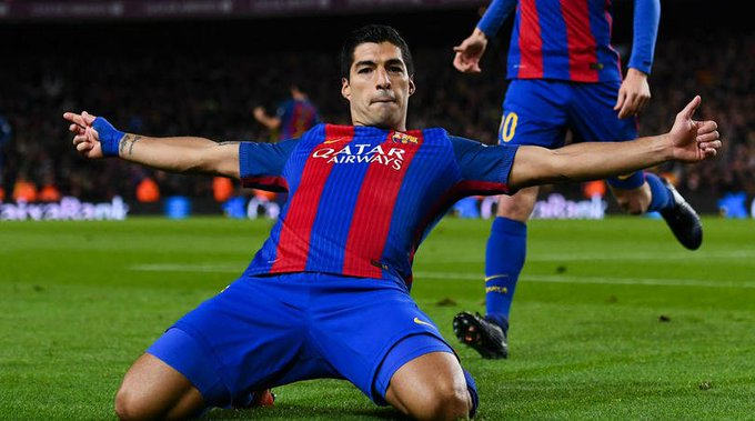Happy 31st Birthday to our very own PISTOLERO, Luis Suárez  Hope this year is filled with many more goals