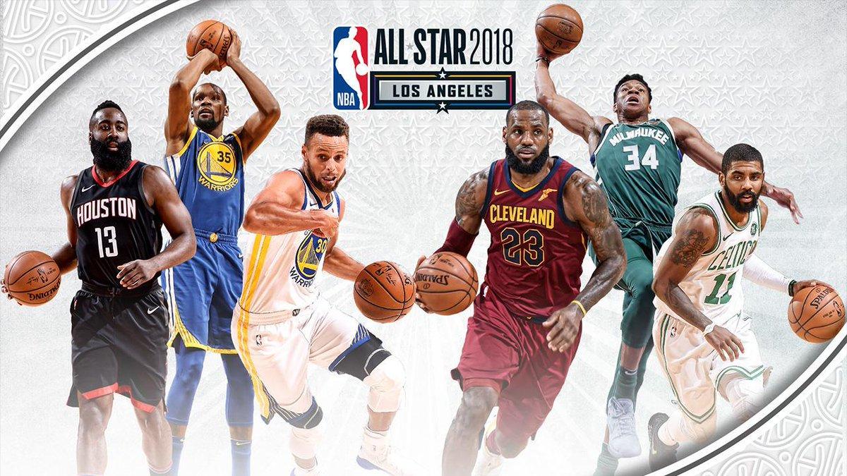 2020 Nba All Star On Twitter The Nbaallstar Team Rosters