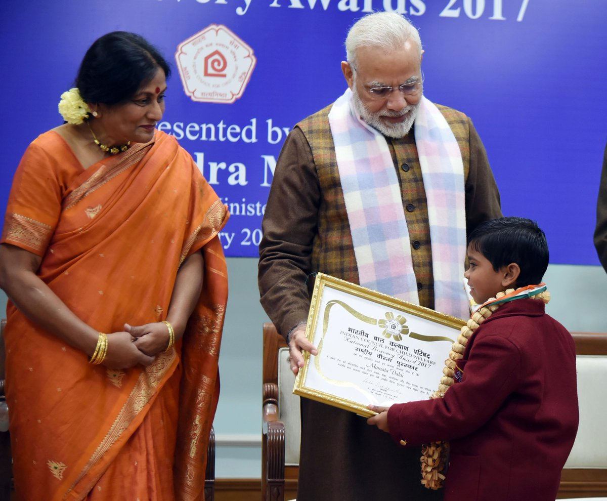 Mamata Dalai from Odisha's Kendrapara is an inspiration for everyone.