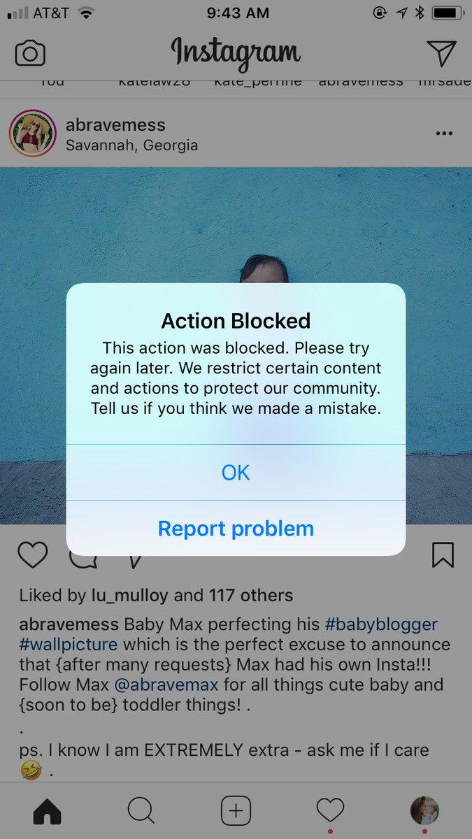 Action Blocked On Instagram Follow | Free Instagram