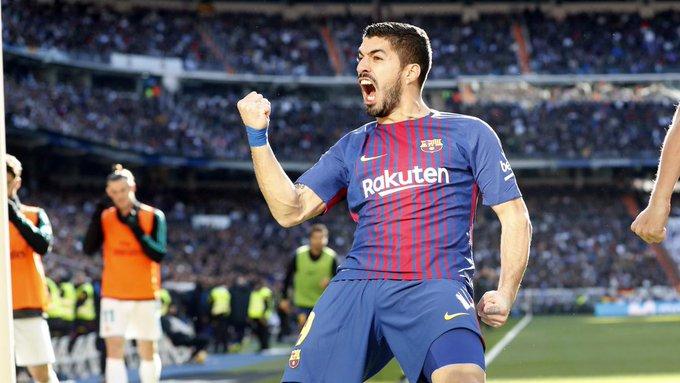 Happy Birthday Luis Suarez, the Ogbuagu I of La Liga ! Tiri Gbosa for you  After you na you.