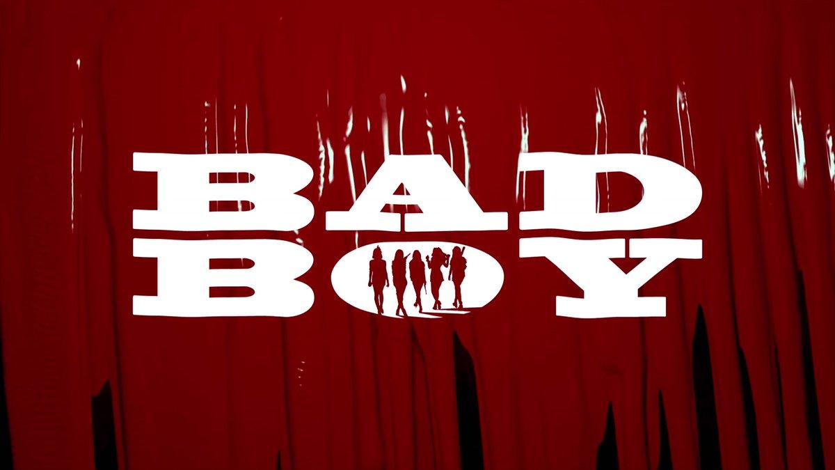 Bakevelvet Thailand On Twitter Cap Redvelvet Badboy Opening