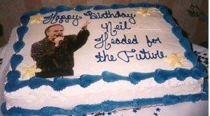 Happy Birthday today to Neil Diamond...