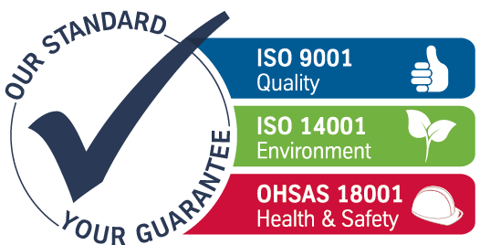 comparison between iso 9001 iso 14001 and ohsas 18001